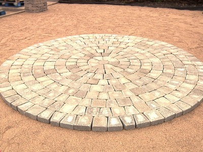 Circular Patio Kit - How To - Menards