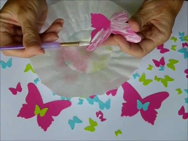 Crystallized Butterflies