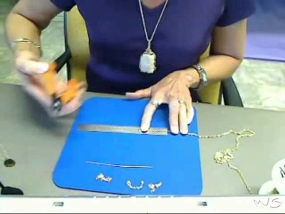 Cutting Equal Lengths of Chain for Jewelry