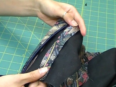 D.I.Y Basic Bustier: Black Swan Hallown Costume Top Part I (Level: Difficult!)