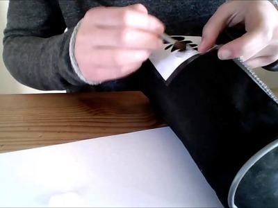 DIY One Direction Pencil Case