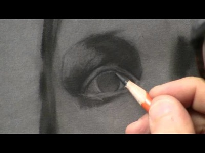 Drawing the Eyes with David Kassan