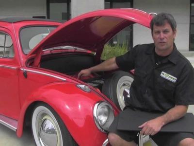 EV West 1963 VW Beetle Electric Car Conversion - Classic Volkswagen DIY EV Bug Kit Walkthrough