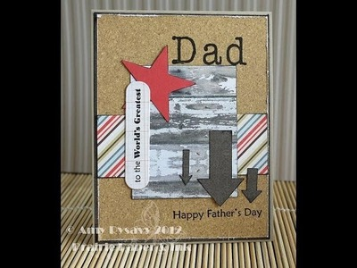 Father's Day Card Series - Card #1