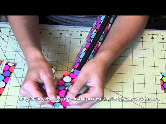 How to make a Duct Tape Pencil Case :D (updated)