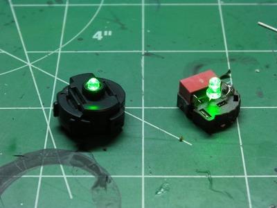 How to make a Gundam LED Unit