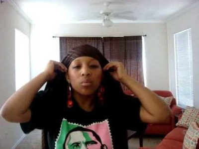 HOW TO MAKE A HEADWRAP