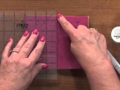 How to Make a Needle Book  |  National Quilter's Circle