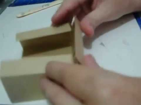 How to make a Note Card Box