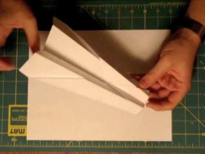 How to Make a Really Good Paper Airplane