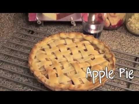 How to make an Apple Pie (Lattice Crust)