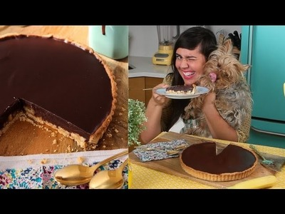 How to Make Chocolate Pie- Creamy Chocolate and Banana Pie Recipe