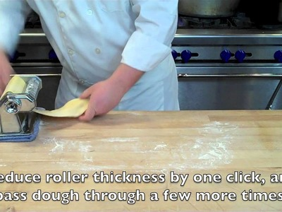 How to Make Fresh Pasta From Scratch | Video Recipe