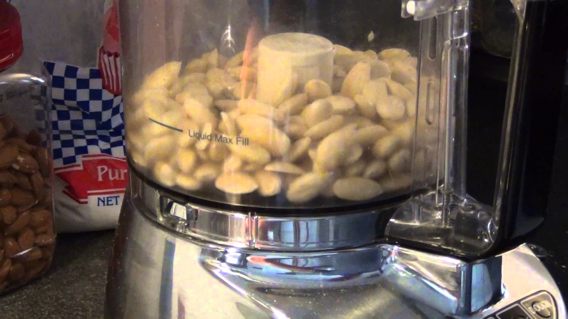 How to make Marzipan from scratch