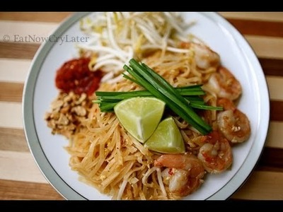 How to make Pad Thai