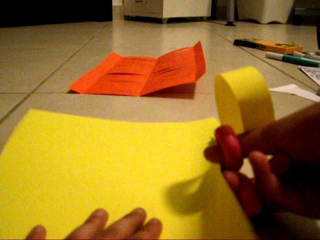 How to make your very own Paper mat