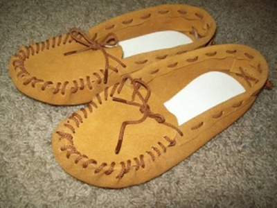 HOW TO:MOCCASiNS.!