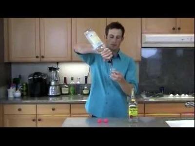 How to Pour Alcohol - Bartending Basics