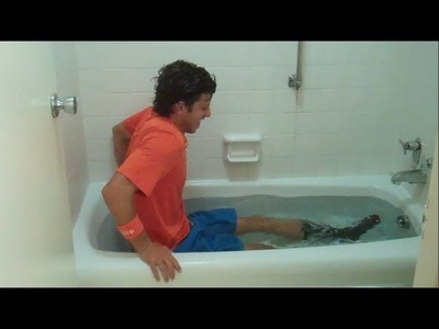 How to take an Ice Bath - Online Soccer Academy