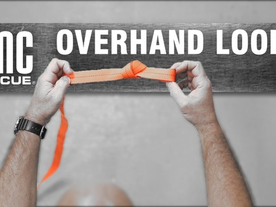 Learn How to Tie an Overhand Loop Knot