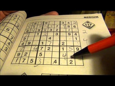 Learn How to Win in Sudoku - Part 2: Medium Puzzle, Easy and Hard Way