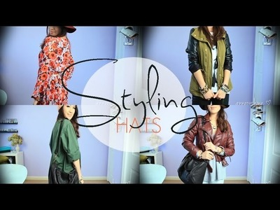 Life Ann Style - How To Style Fall & Winter Hats - 7 Outfit Ideas!