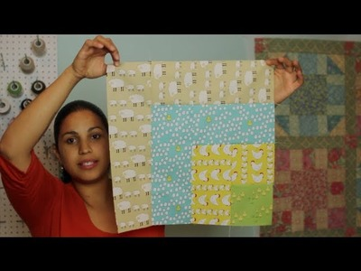 Locally Grown Picnic Quilt Along Series- Part #2