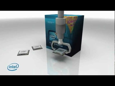 Making of Processor : From Sand to Processor or How a CPU is made