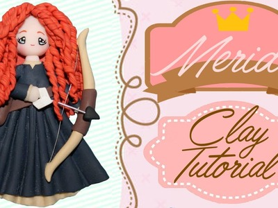 Merida Chibi | Polymer Clay Tutorial
