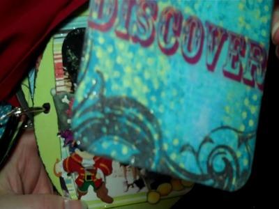 Mickey Pirate Ears Mini Album.wmv