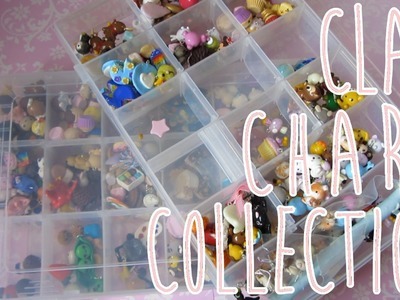 Polymer Clay Charm Collection: Updated! My Charm Collection.