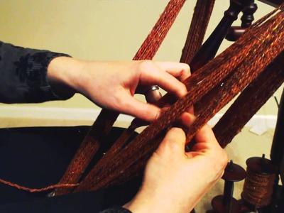Skeining Your Yarn With A Niddy Noddy - Part 8, Free Yuna Shrug Pattern - Tutorial - Expertly Dyed