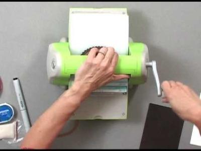 Technique: The Shaker Card - Part I