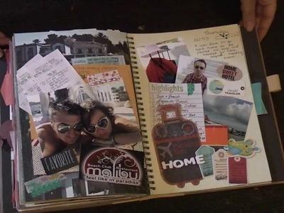 Travel Journal - Smash* Book Part 2 (Corfu)