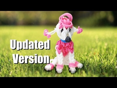 UPDATED VERSION:  Making a Poodle on the Rainbow Loom