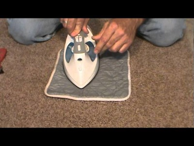 Www. How to Repair Carpet. com, Fix, or Patch Carpet