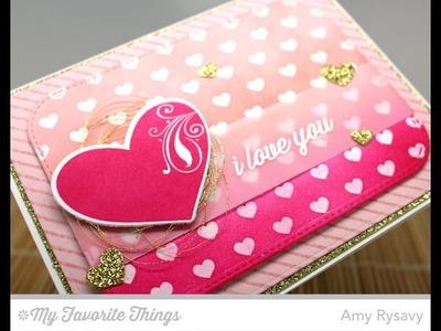 AmyR's Valentine Cards 2015 Series Card #6
