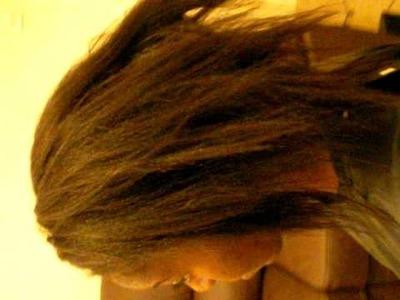 Before Applying Hair Extensions!