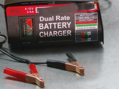 Best Way To Charge A Dead Car Battery - how to hook up