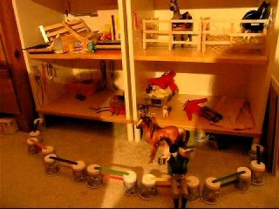 """Brenda Has No Arm, """"Updated"""" Barn Tour and New Breyer!"""
