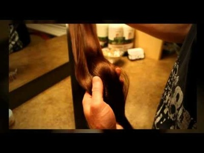 Brown Hair Clip-In Extensions - Color #4.33 - Brown Extensions