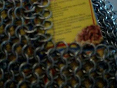Chainmaille Tutorial Part 9: Attaching Sleeves