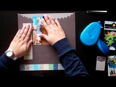 Create Today with Nancy Damiano -  Dino-Mite Layout