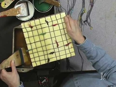 Embedding String in Beeswax with Patricia Baldwin Seggebruch