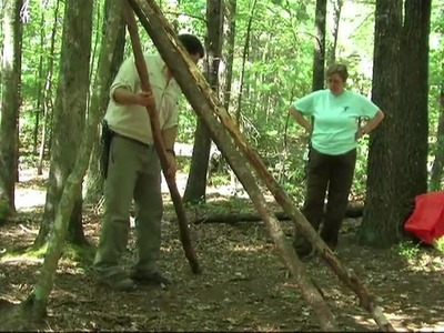How To Build A Tepee