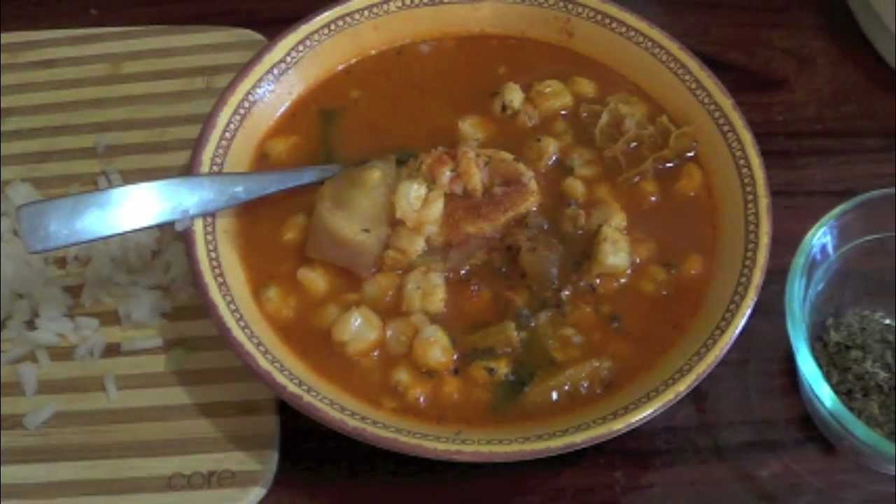 How to cook a yummy mexican style menudo or pancita