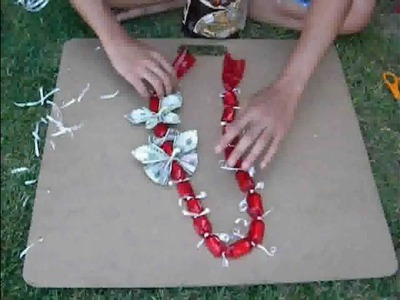 HOW TO: JAZZ UP a Simple Candy Lei Chain [REQUEST]