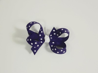 How To Make A Baby Boutique Hair Bow