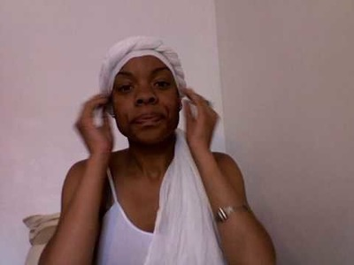 How To Make A Version of the Turban