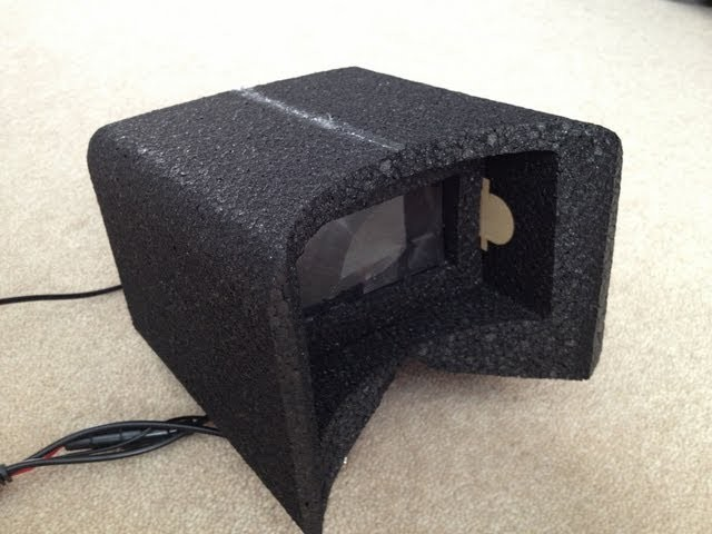 How to make cheap FPV goggles